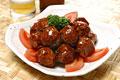タイトル:肉団子