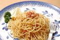 タイトル:明太子スパゲティ