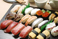 タイトル:11種類のにぎり寿司