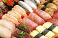 タイトル:10種類のにぎり寿司