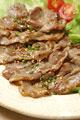 タイトル:豚肉のしょうが焼き