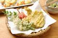 タイトル:6種類の天ぷら