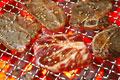 タイトル:焼肉(骨つきカルビ)