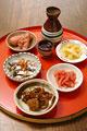 タイトル:おつまみと日本酒