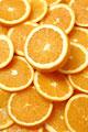 タイトル:一面のオレンジ