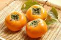 タイトル:柿(種無し)