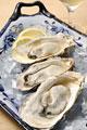 タイトル:生牡蠣
