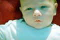 タイトル:Serious baby