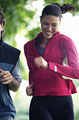 タイトル:Couple running