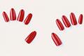 タイトル:Imitation nails