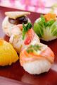 タイトル:手鞠寿司