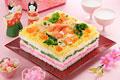 タイトル:ひなちらし寿司