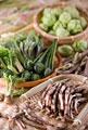 タイトル:春の山菜集合
