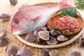 タイトル:春の魚介集合