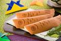 タイトル:鯉の和菓子