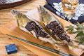 タイトル:鮎の味噌田楽