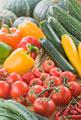タイトル:夏野菜
