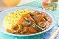 タイトル:夏野菜カレー