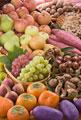 タイトル:秋の農作物