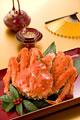 タイトル:正月イメージ たらば蟹
