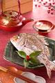 タイトル:鯛の塩焼き