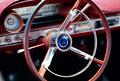 タイトル:車のハンドル