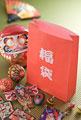 タイトル:福袋と和の玩具