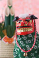 タイトル:獅子舞と門松