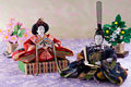 タイトル:ひな人形