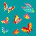 タイトル:蝶