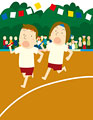 タイトル:エキサイティングスポーツ