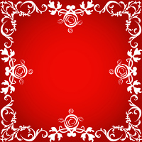 valentines border