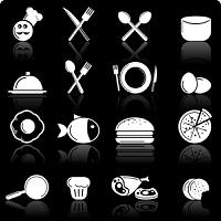 food black