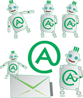 eMail Mascot