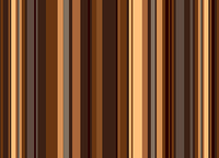 Retro style vertical stripped background in shades of brown