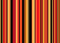 Retro coloured abstract striped background that would make an ideal wallpaper