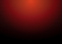 Abstract diamond material background with bright red glow