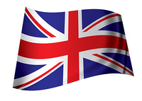 British flag icon for all nations in the united kingdom