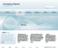 editable website template