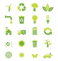 vector environmental symbols