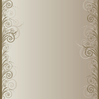 Beige background with   abstract brown swirls