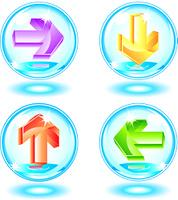 Bubble icons