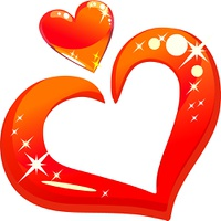 Heart sign for your design
