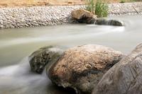 The Genil River