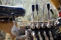 Complex rustic machinery