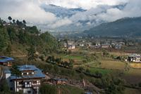 Chokhor Valley, Bumthang District, Bhutan