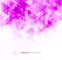 Violet shiny triangle shapes technical background. Vector technology design. Violet shiny technical background. Vector