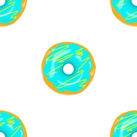 Donut Seamless Background Texture Pattern. Donut seamless background texture pattern. Cute donuts with glazing. Seamless pattern. Delicious donut glazed. Donut pattern. Vector donuts pattern. Chocolate donuts. Isolated donuts seamless pattern