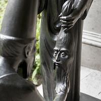 Close-up of statues, San Miguel de Allende, Guanajuato, Mexico