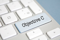 Objective C means hello in a foreign language